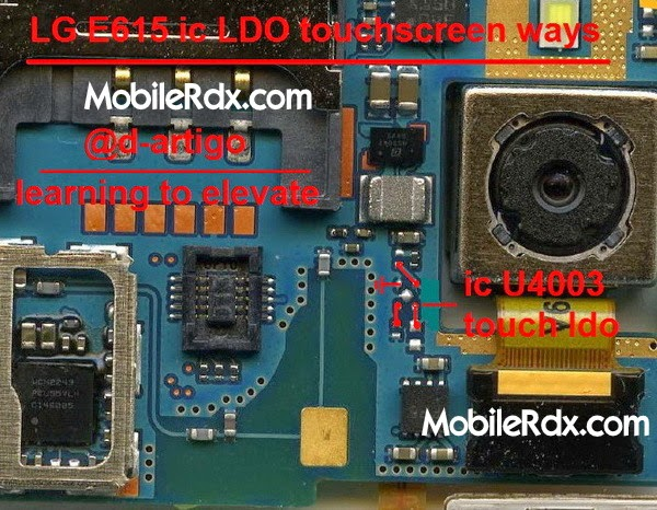 lg 2Be615 2Btouchscreen 2Bways 2Bsolution - Lg E615 Touchscreen Ic Jumpers Solution Touch Ways
