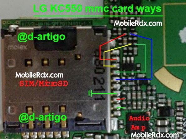 lg 2Bkc 2B550 2Bmmc 2Bmemory 2Bcard 2Bjumper 2Bways 2Bsolution - Lg KC550 Memory Card Not Working Problem Repair