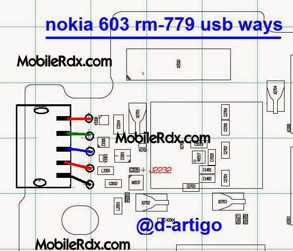 nokia 2B603 2Bcharging 2Bways 2Busb 2Bjumper - Nokia 603 Charging Usb Ways Jumper Problem Solution