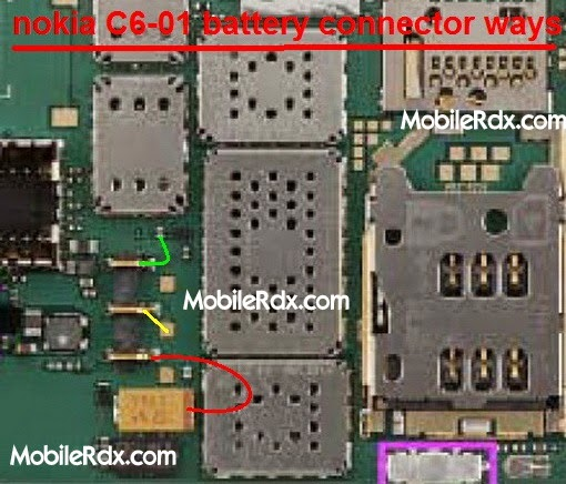 nokia 2Bc6 01 2Bbattery 2Bconnector 2Btrack 2Bways