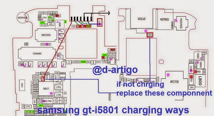 samsung 2Bgt i5801 2Bcharging 2Bways 2Bjumper 2Bsolution - Samsung GT-I5801 Charging Solution jumper Problem