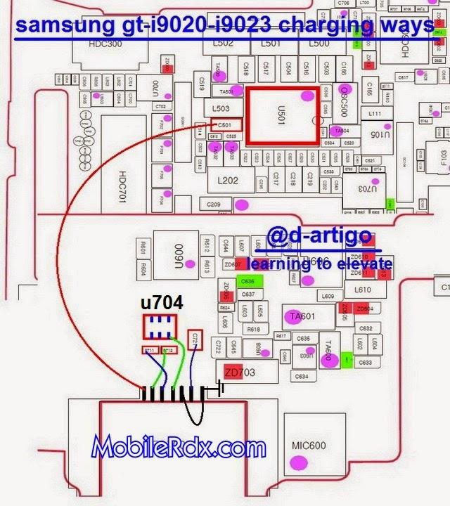samsung 2Bgt i9020 2Bcharging 2Bways 2Busb 2Bjumper - Samsung Nexus S i9020 Repair Charging Problem Ways