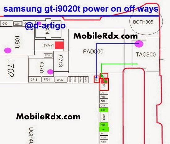 samsung 2Bgt i9020t 2Bpower 2Bon 2Boff 2Bways - Samsung GT-i9020T Power Switch Button Ways Repair