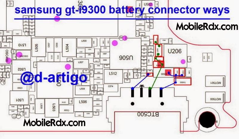 samsung 2Bgt i9300 2Bbattery 2Bconnecter 2Bways