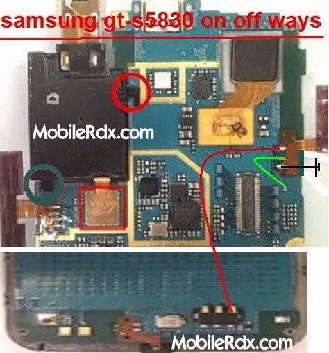 samsung 2Bgt s5830 2Bpower 2Bbutton 2Bways - Samsung GT-S5830 On/Off Switch ways Repair Solution