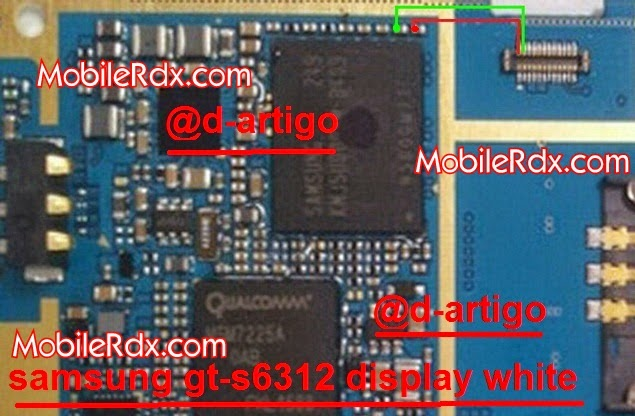samsung 2Bs6312 2Bwhite 2Bdisplay 2Bproblem 2Bsolution - Samsung GT-S6312 Display White Problem Repairing Solution