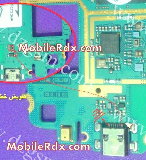 samsung gt i8190 charging jumper problem solution