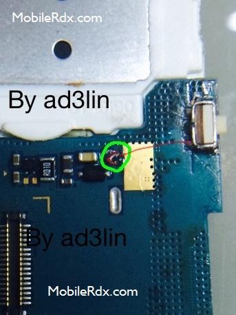 Samsung GT I8190 Power Button Ways Key Jumper Solution