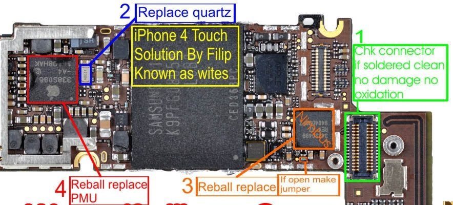 data like iphone 5 touch screen not working them