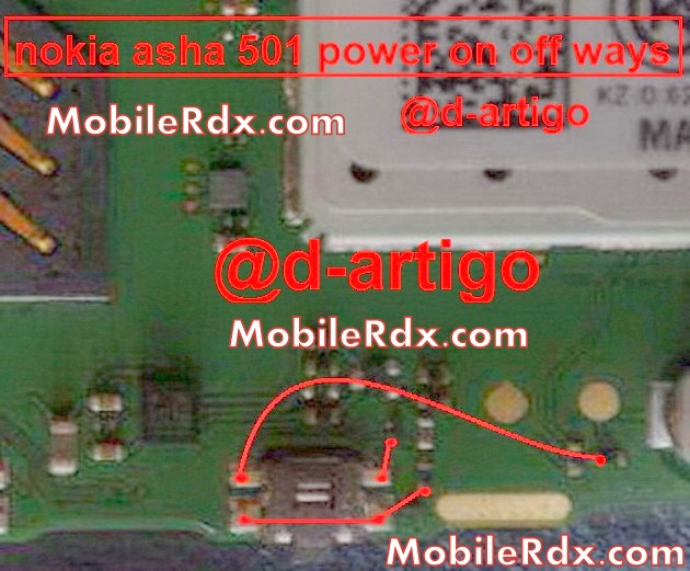 nokia asha 501 power on off button ways problem jumper - Nokia Asha 501 On/Off Switch ways Repair Solution