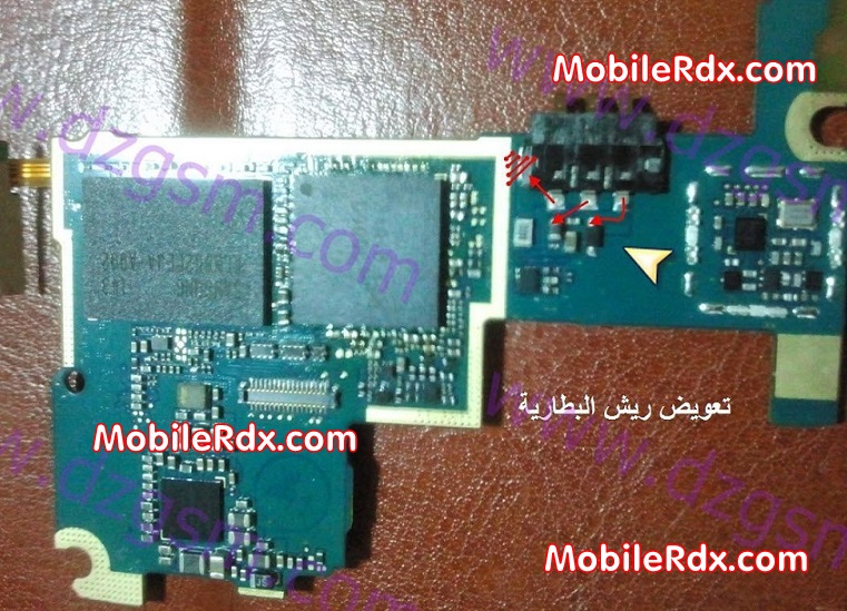 samsung gt i9082 battery connecter ways
