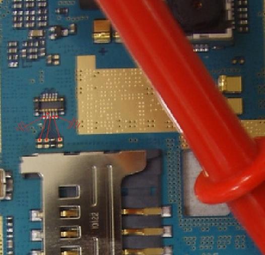 samsung gt s3850 touchscreen ways solution
