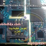 samsung gt-s5780 sim card ways problem jumper solution