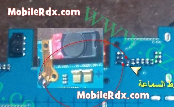samsung gt s6102 earpiece speaker ways solution