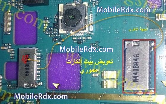 samsung gt-s7390 mmc memory card problem repair solution