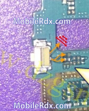 samsung gt s7390 power button ways on off key jumper