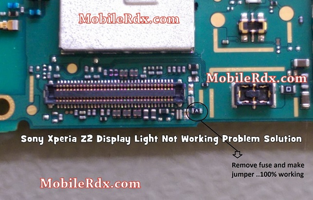 sony xperia z2 display light not working problem solution - Sony Xperia Z2 Display Light Not Working Problem Solution