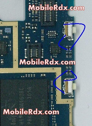 LG Optimus L4 Dual E445 Volume Up Down Key not Working Solution - LG E445 Volume Up Down Control Button Switch Jumper Ways
