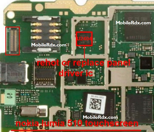 Nokia Lumia 510 Touchscreen Solution Not Working Problem