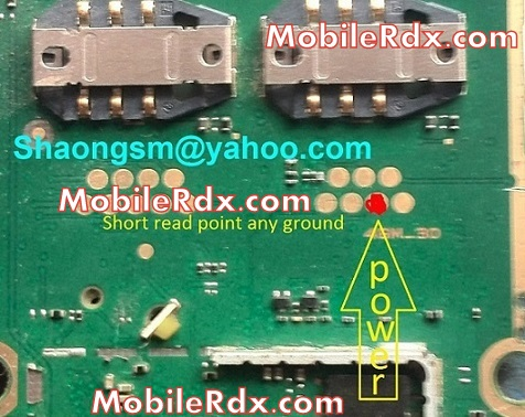 nokia 220 power button ways problem jumper solution