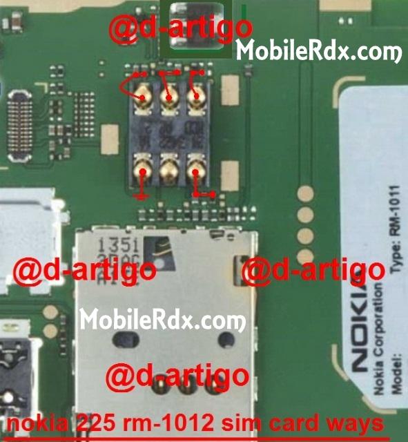 nokia 225 insert sim solution sim card ways