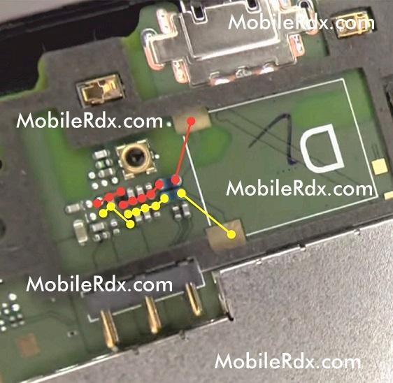 nokia 510 speaker ringer ways problem jumper