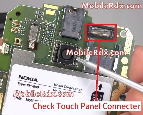 nokia lumia 510 touchscreen problem solution