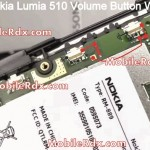 nokia lumia 510 volume up down button ways