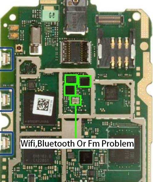 nokia lumia 510 wifi bluetooth fm problem solution