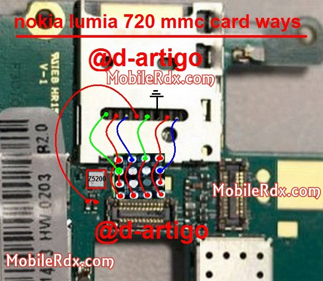 nokia lumia 720 mmc ways memory card problem solution