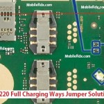 Nokia 220 Full Charging Ways Problem Solution