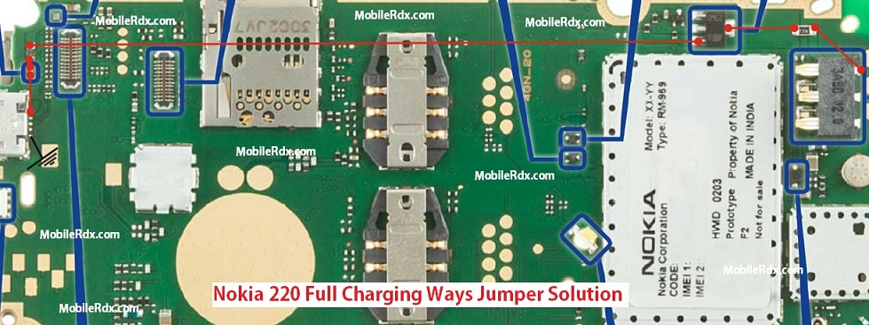 Nokia 220 Full Charging Ways Problem Solution - Nokia 220 Full Charging Ways Repair Solution