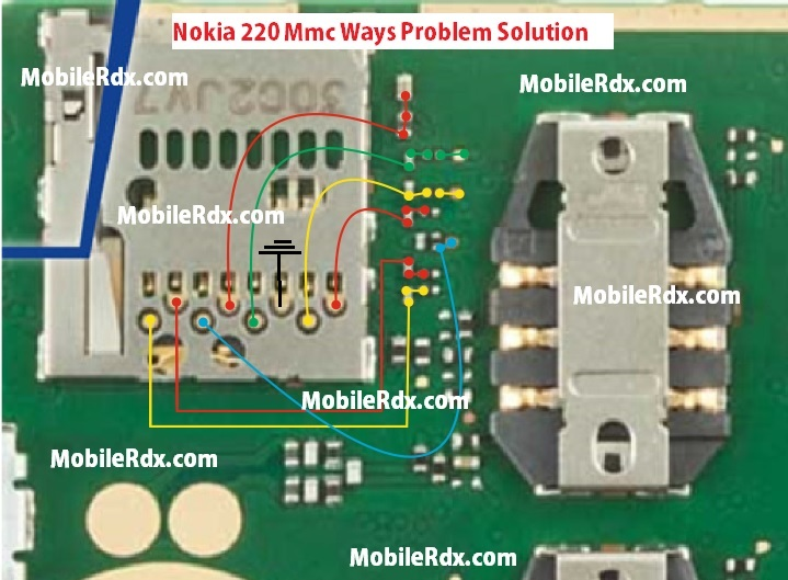 Nokia 220 Mmc Memory Card Problem Ways Jumper Solution