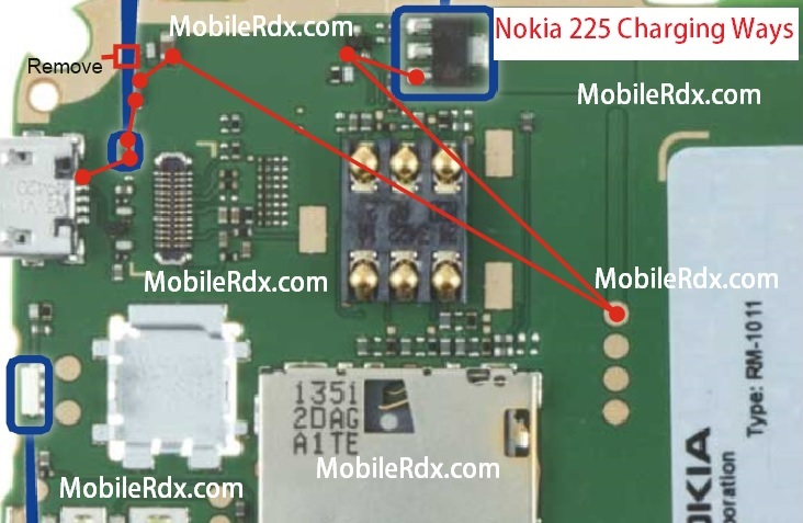 Nokia 225 Charging Not Save Point Jumpers - Imagez co
