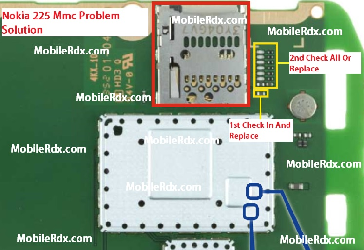 Nokia 225 Mmc Memory Card Problem Solution