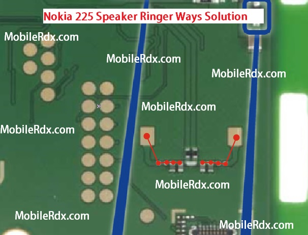 Nokia 225 Ringer Speaker Ways Problem Solution