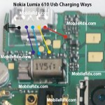 Nokia Lumia 610 Usb Charging Ways Jumper Solution