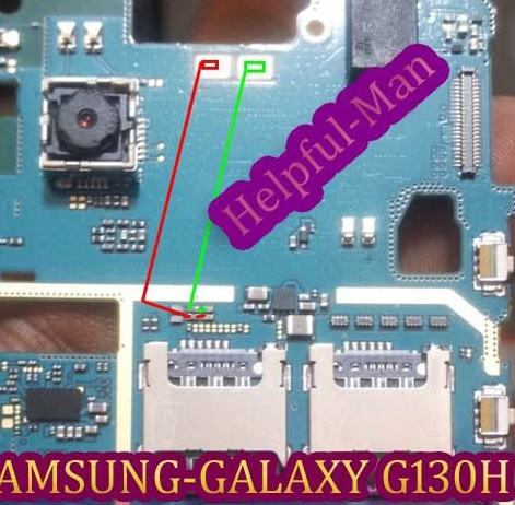 Samsung G130H Speaker Ringer Ways Problem Solution