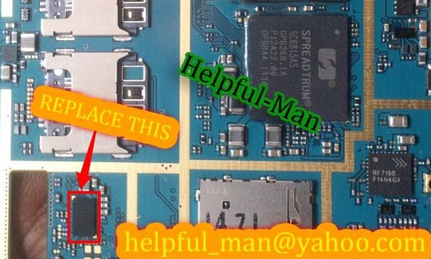 How To Repair Samsung G130h Wifi Signal Problem