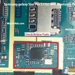 Samsung S7262 Wifi Bluetooh Problem Solution