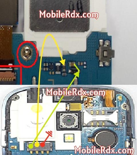 samsung gt-i8190 battery connecter ways point jumper