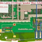 Nokia 610 Speaker Ways Ringer Jumper Solution