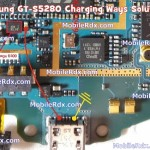 Samsung GT-S5280 Charging Problem Jumper Solution Ways