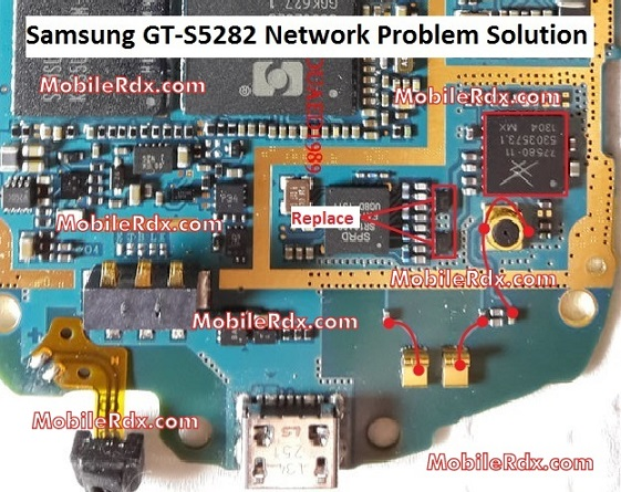 Samsung GT-S5282 Network Problem Ways Solution