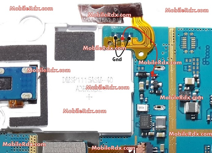 Samsung GT-S7582 Power On Off Button Ways Solution