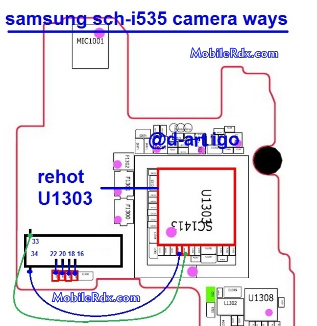 samsung sch i535 camera ways solution jumper