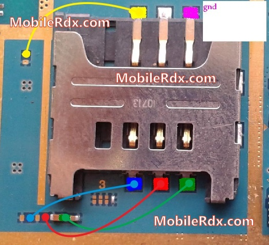 Samsung Chat 527 S5270 Sim Card Ways Solution JUmper
