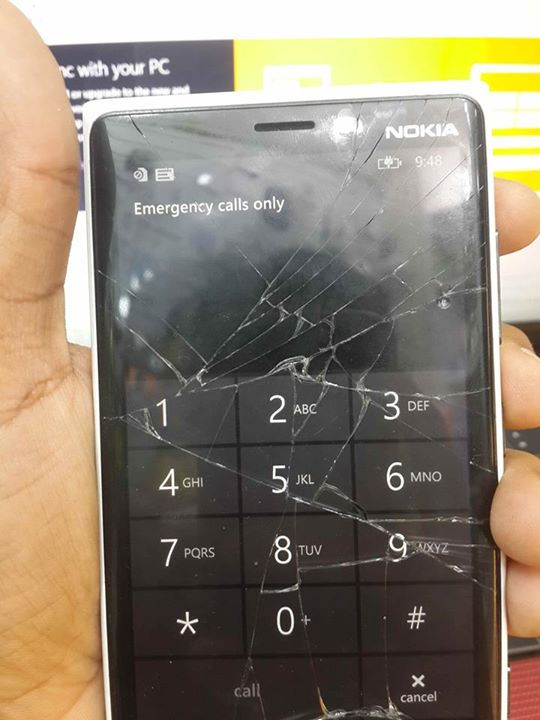 Nokia 920 Charging Problem Done