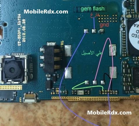 Samsung GT-S5301 Sim Card Ways No SimCard Solution