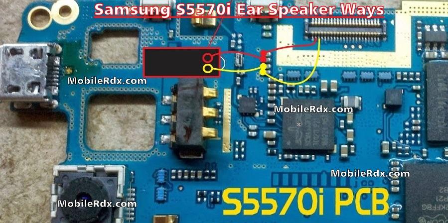 Samsung GT S5570I Ear Speaker Problem Ways Solution